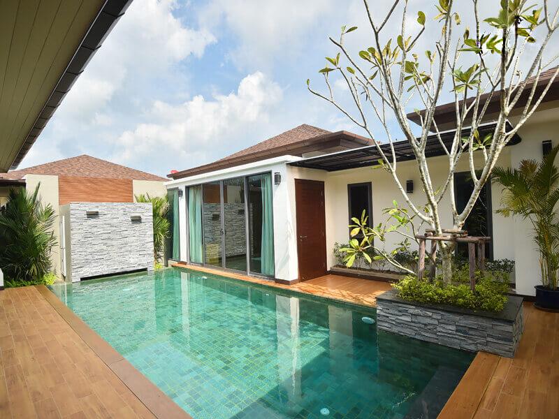 Phuket Rental: 3 Bedroom Private Pool Villa Phuket