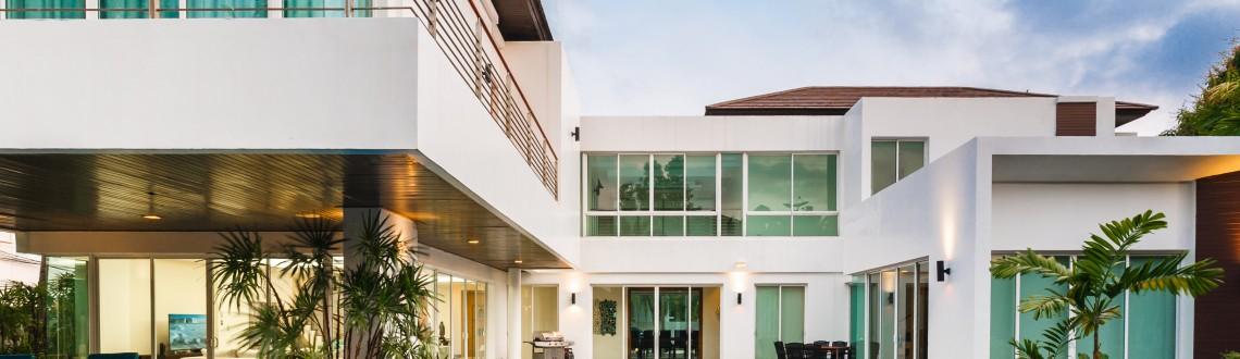 Phuket Rental: 5 Bedroom Villa in Kamala