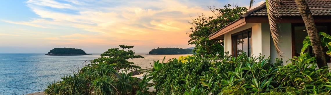 Phuket Rental: 4 Bedroom Oceanfront Villa in Phuket
