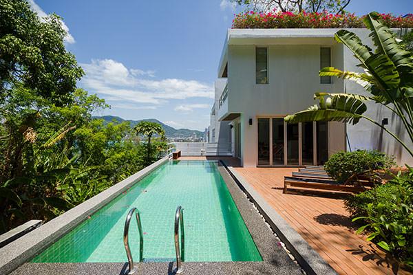 Phuket Rental: 3 Bedroom Pool Villa Patong