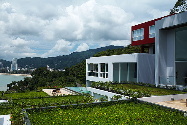 Phuket Rental: Modern 4 Bedroom Villa in Patong