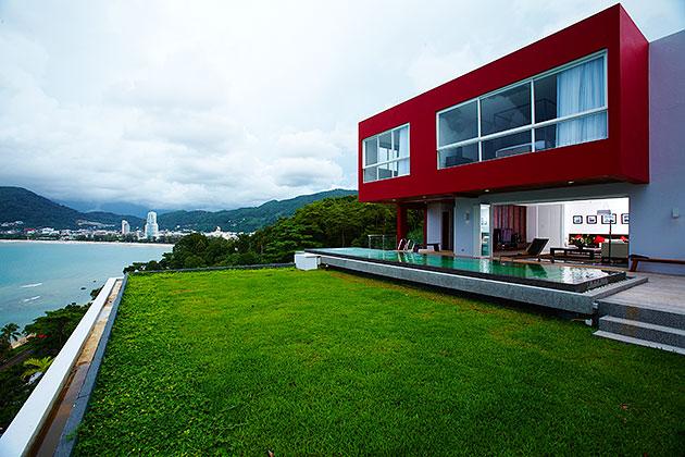 Phuket Rental: Incredible 5 Bedroom Villa Patong