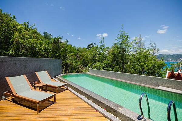 Phuket Rental: Seaview 3 Bedroom Villa in Patong