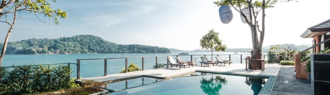 Phuket Rental: 5 Bedroom Waterfront Villa in Panwa