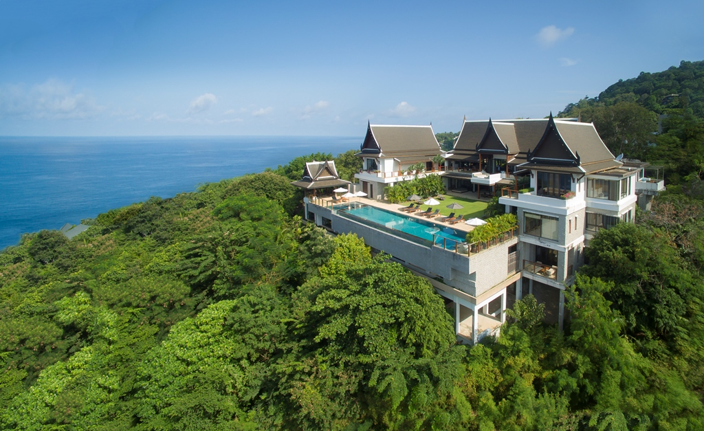 Phuket luxury holiday rental luxury rentals phuket for Luxury holiday rentals uk