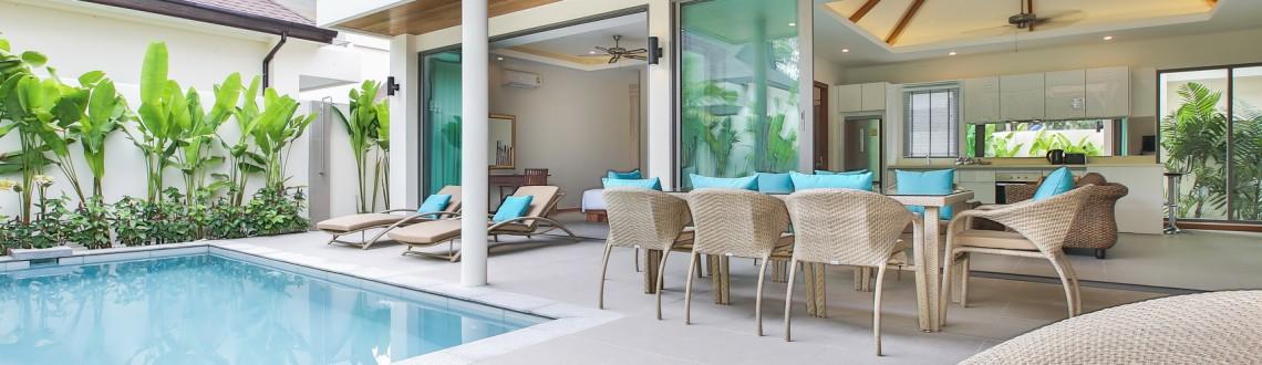Phuket Rental: 4 Bedrooms Affordable Private Pool Villa in Rawai